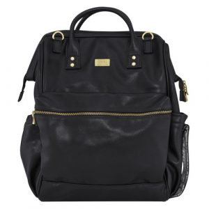 Isoki Nappy Backpack Byron black