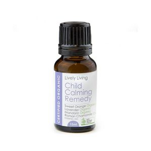 Child Calming Remedy 100% Organic Essential Oil 15ml