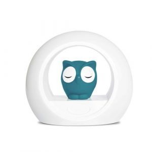 Zazu Lou Voice Activated Nightlight blue