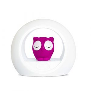 Zazu Lou Voice Activated Nightlight pink