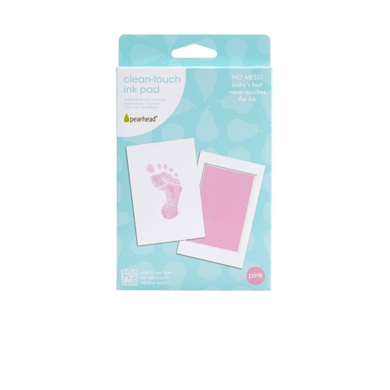 Clean-Touch Ink Pad - Pink