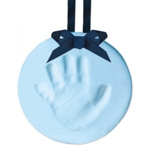 Babyprints Hanging Keepsake - Blue