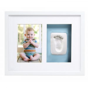 Pearhead Babyprints Wall Frame (pink/blue)