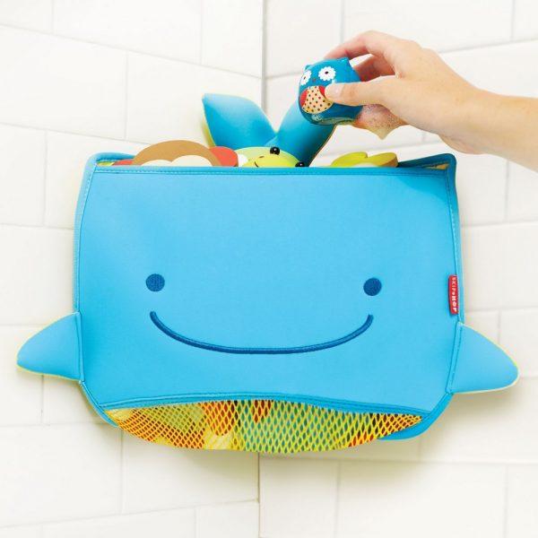 Skip Hop Corner Bath Toy Organiser