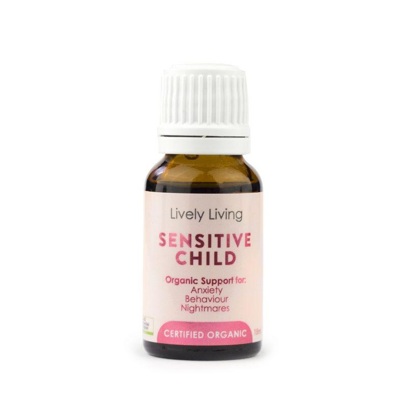 Sensitive Child 100% Organic Essential Oil Blend 15ml