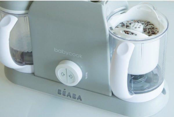 Beaba Pasta Rice Cooker Babycook white