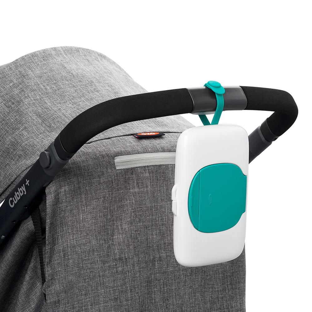 Oxo Tot On The Go Wipes Dispenser Teal Kj Essentials